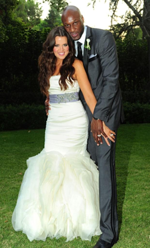 Kardashian Gowns Khloe Bridesmaid
