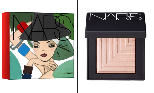 Nars Color Collection Dual-Intensity Eyeshadow in Topless