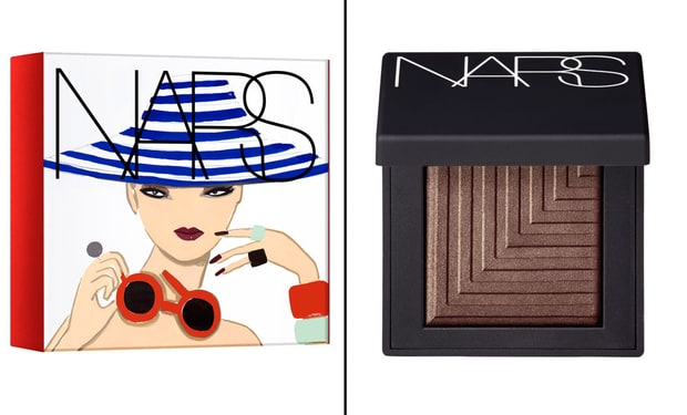 Nars Color Collection Dual-Intensity Eyeshadow in Tan Lines