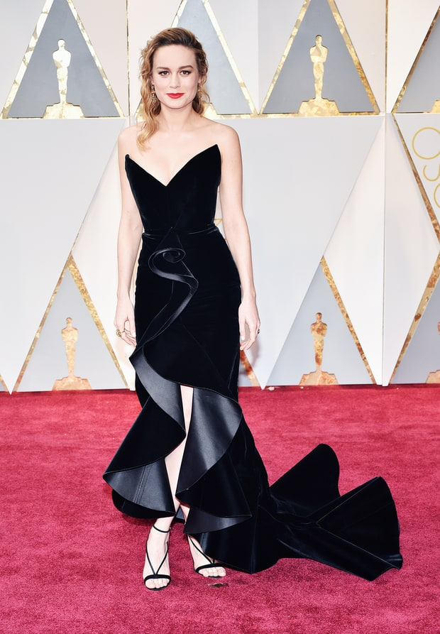Image result for oscars fashion 2017 brie