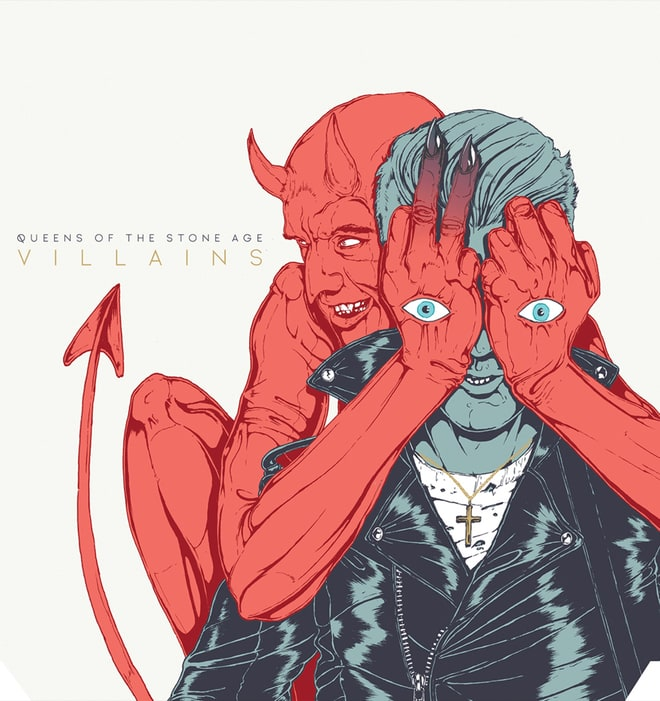 Queens of the Stone Age, 'Villains'