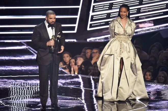 Best: Drake Toasts to Rihanna