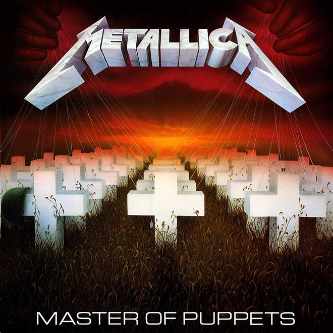 Metallica, 'Master of Puppets' (1986)