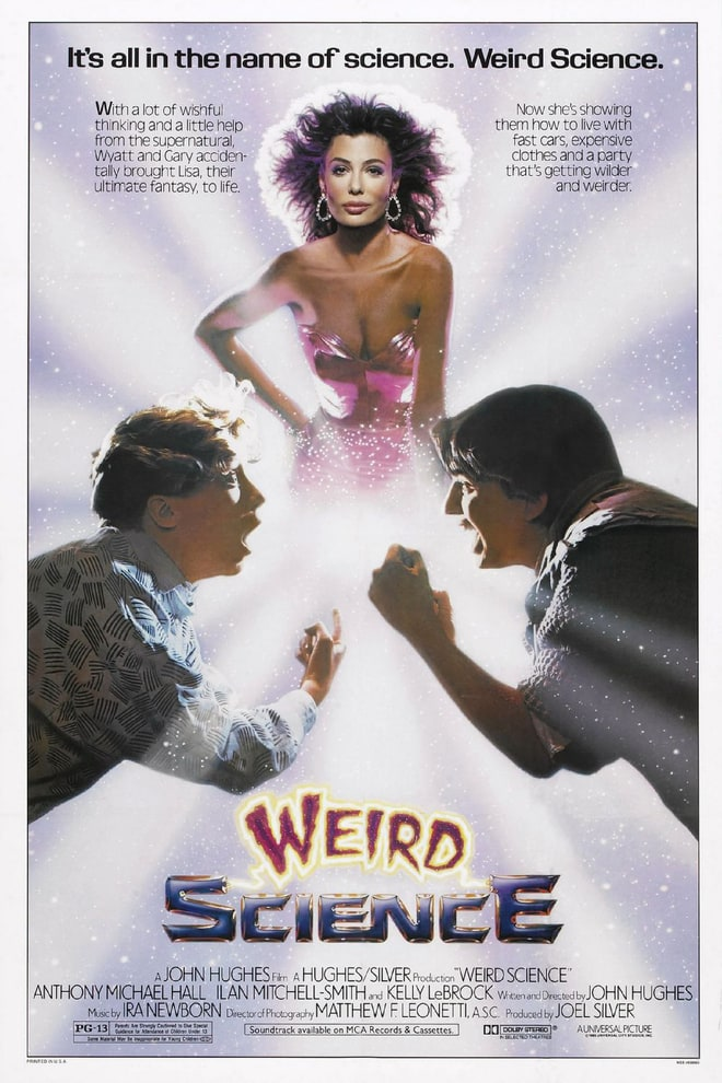 25. 'Weird Science'