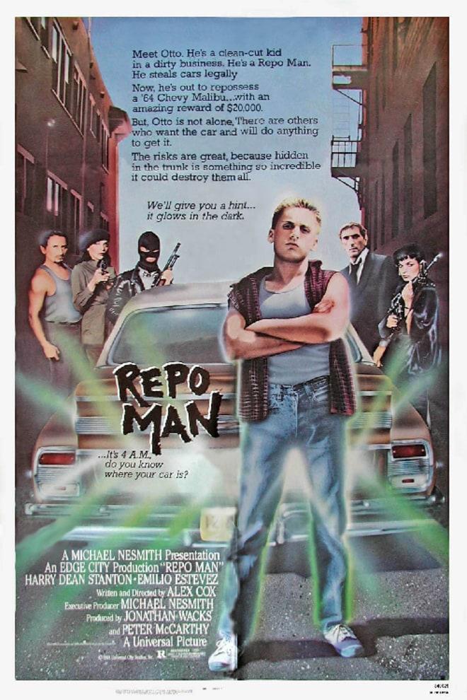 11. 'Repo Man'