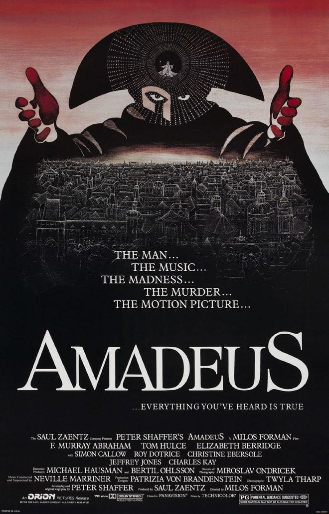 10. 'Amadeus'