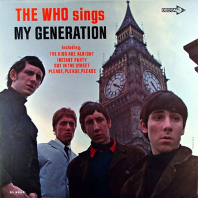 'The Who Sings My Generation'