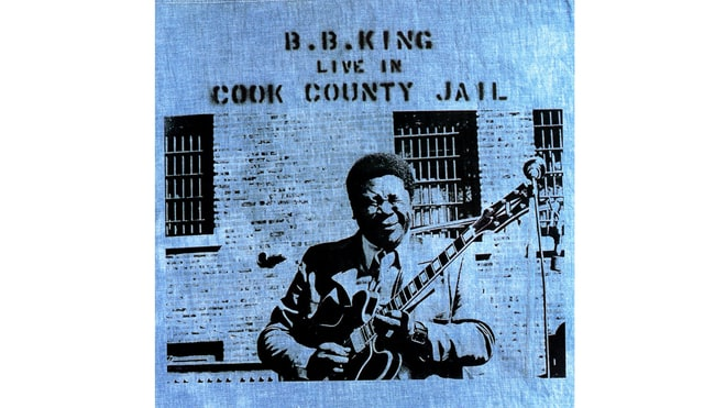 B.B. King, 'Live in Cook County Jail' (1970)