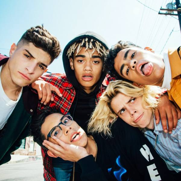 The Next Wave of Boy Bands | 2018 Music Forecast: 9 Trends ...