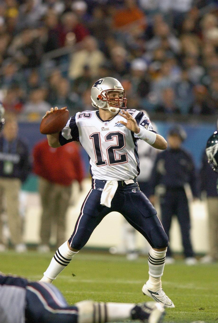 Tom Bradys Sneaky Pass Super Bowl XXXIV 50 Greatest