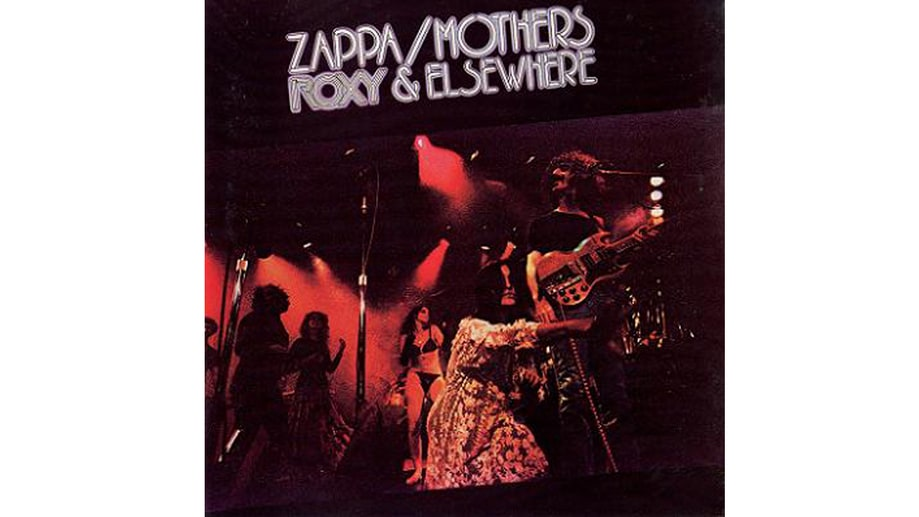 Frank Zappa And The Mothers Roxy Amp Elsewhere