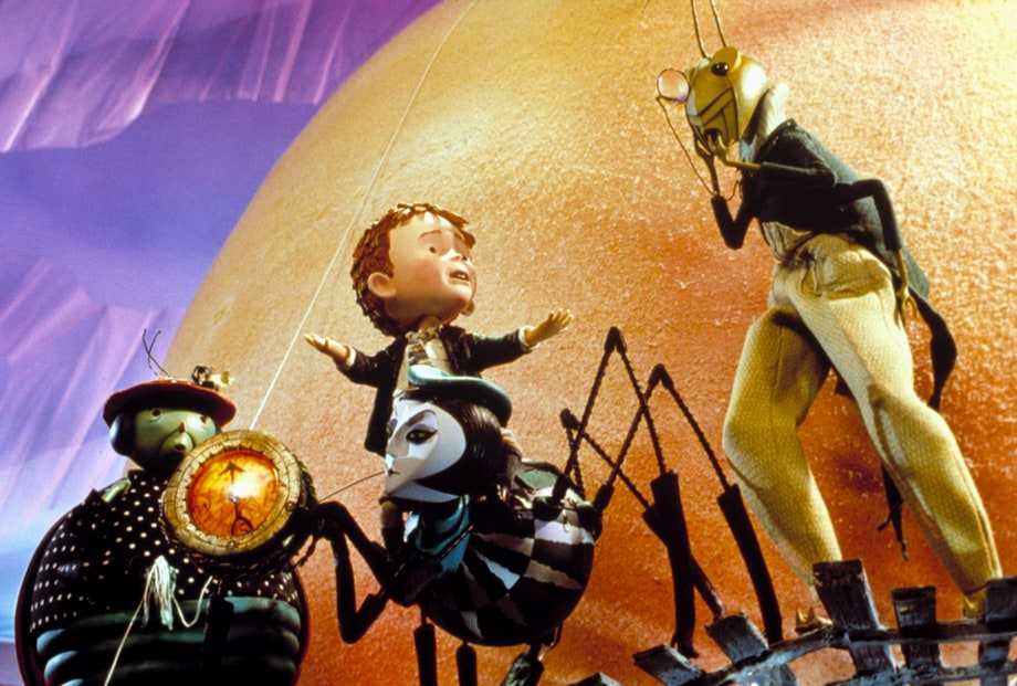 James And The Giant Peach 30 Great Movies Turning 20