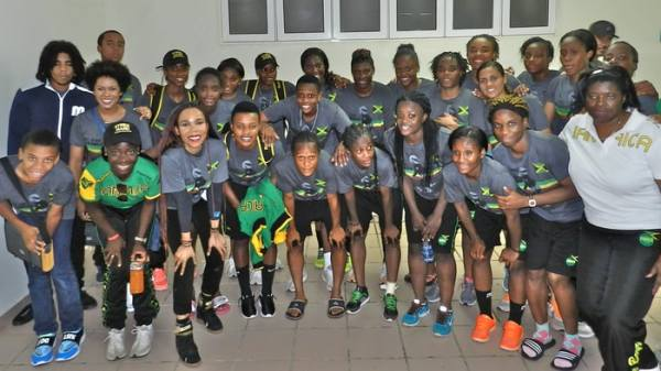 Bob Marley's Daughter Aids Women's Jamaica Soccer Team's ...