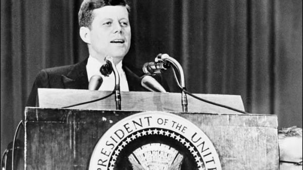 John F. Kennedy's Prophetic Rebuke of Tea Party Politics ...