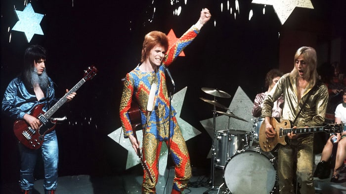 David Bowie will forever be remembered as the 'Starman' due to the influence of the song