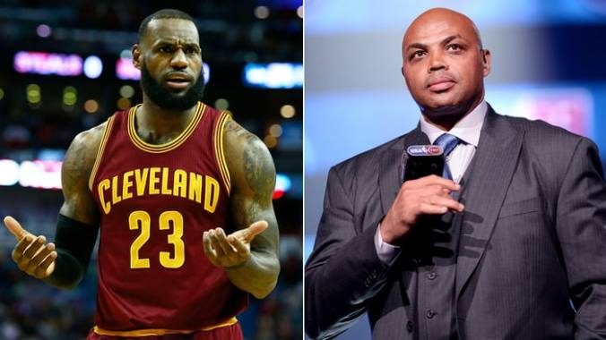 lebron james claps back calls charles barkley a hater