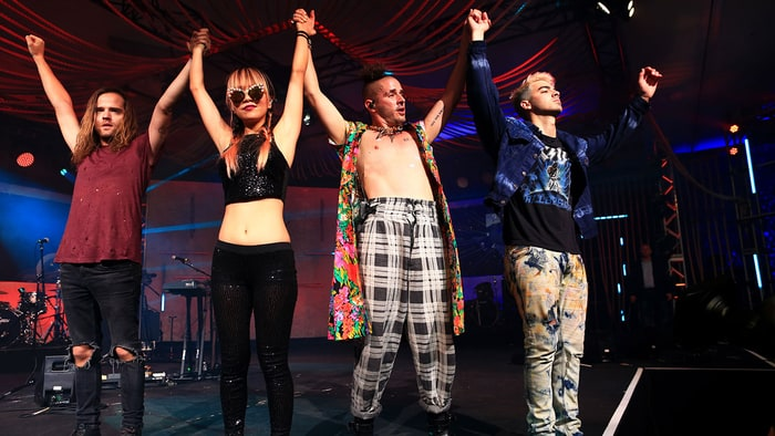 Image result for DNCE body moves