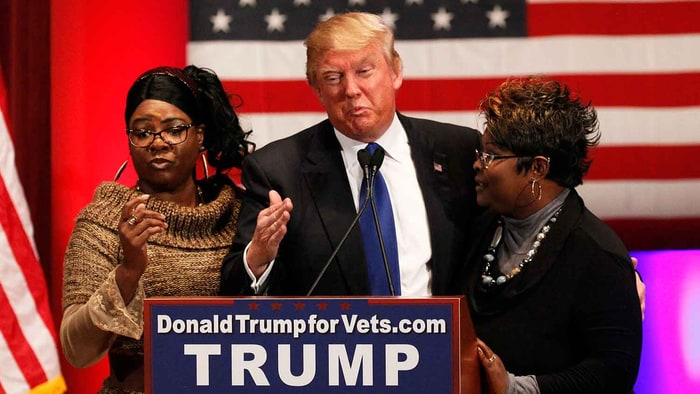 Image result for black women for Trump