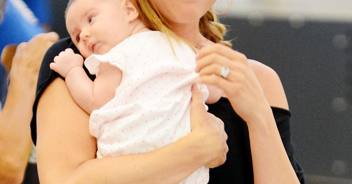Danneel Harris, Jensen Ackles Baby Girl Picture: Meet