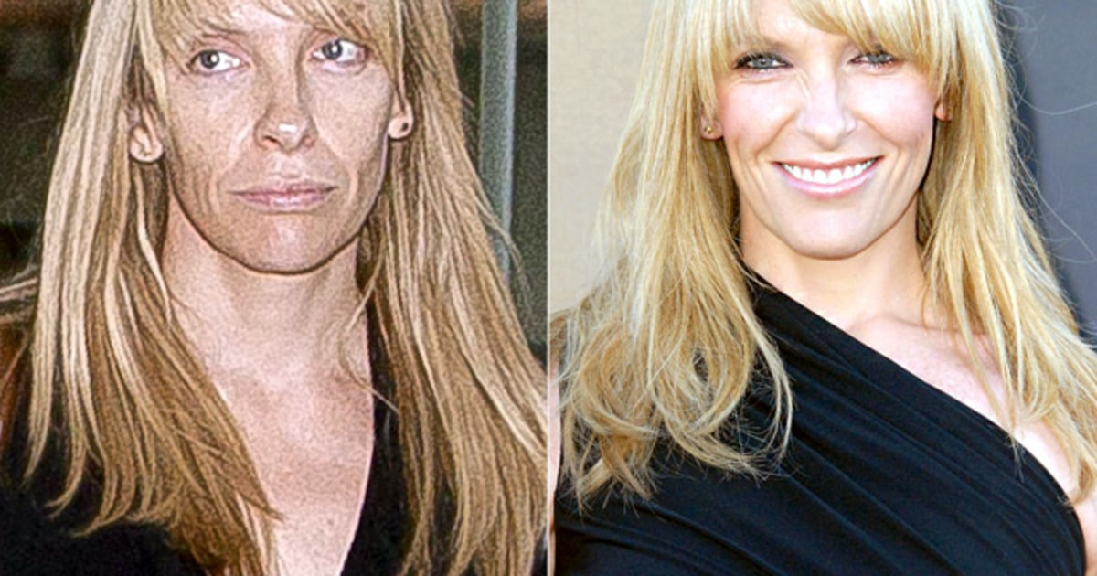 Toni Collette Natural Beauty Stars Without Makeup Us