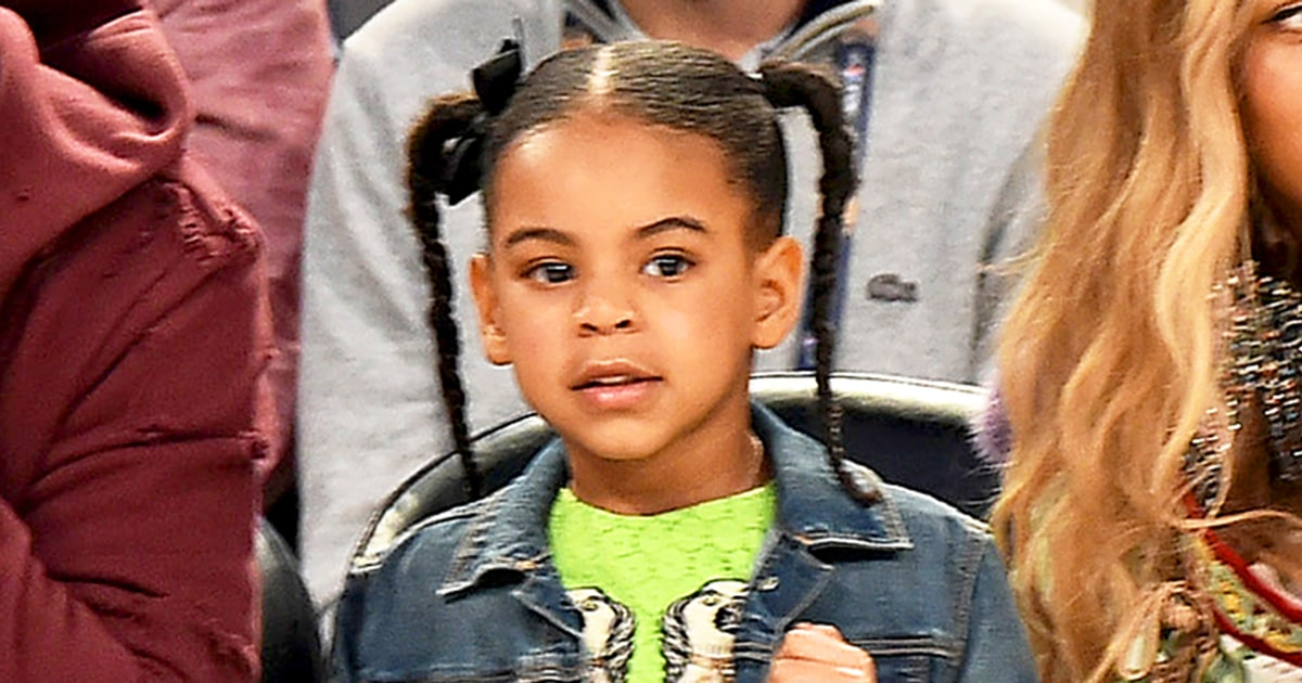 Blue Ivy Wears 1800 Gucci Dress Because Shes The
