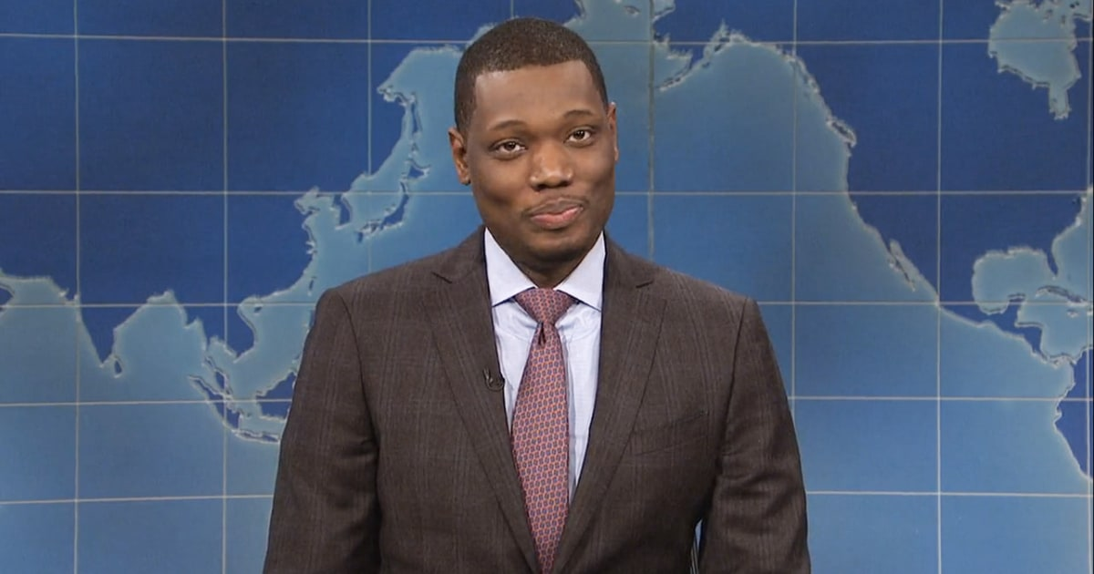 Michael Che Drops The N Word On SNL And Twitter Is Not