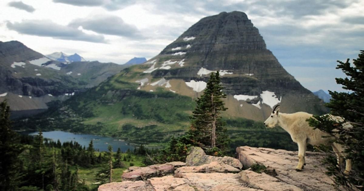 Image result for 20. Glacier National Park, Montana