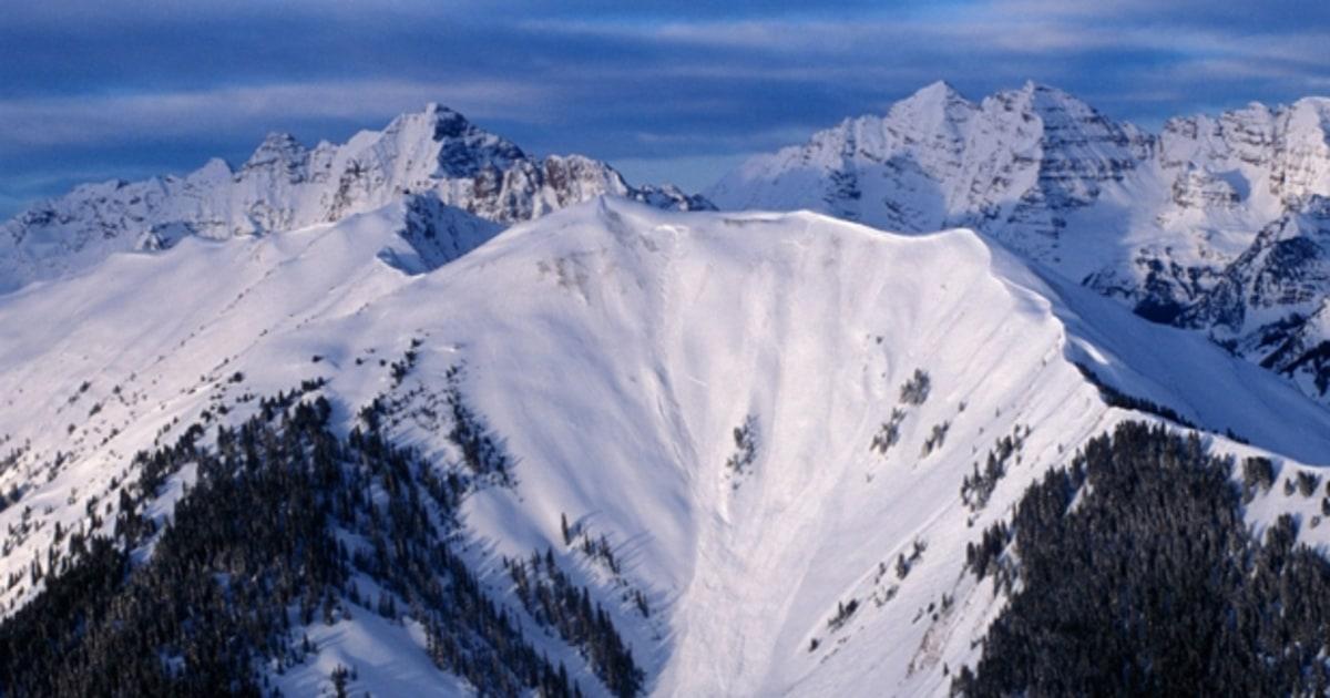 Highland Bowl Aspen Highlands CO The Best Ski Runs In