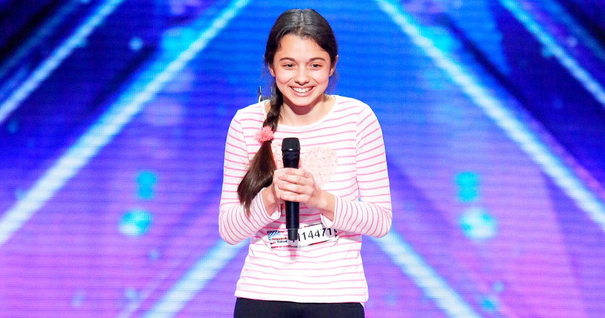 Americas Got Talent Showcases Amazing 13 Year Old Opera