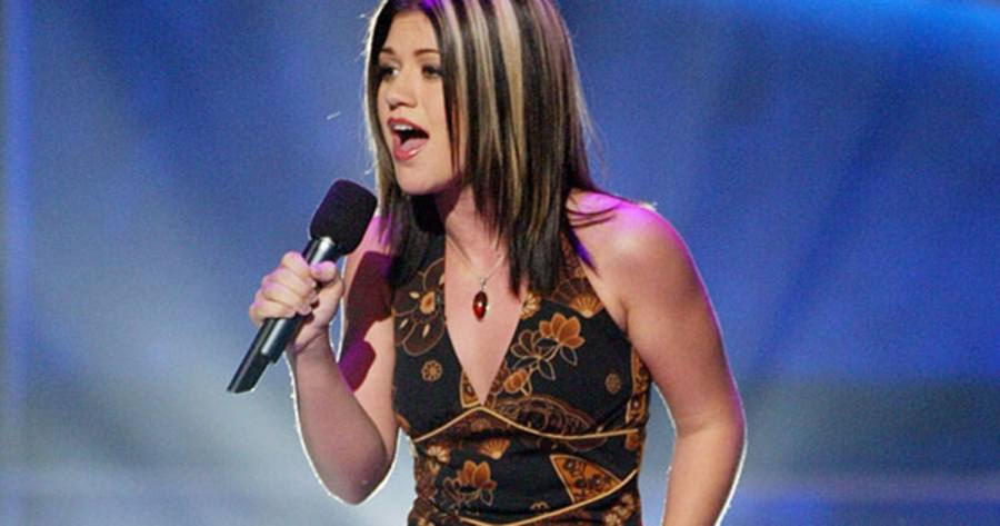 Image result for american idol kelly clarkson