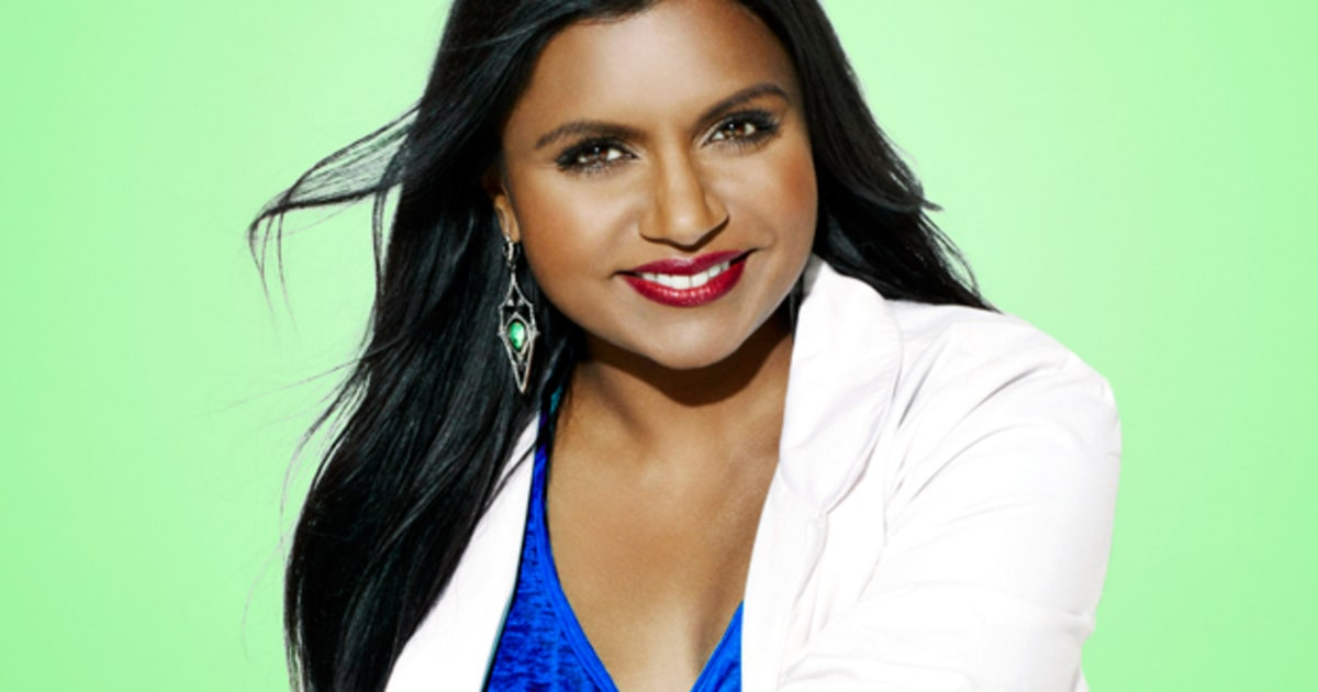 Mindy Kaling On 'The Mindy Project,' Grueling Vacations