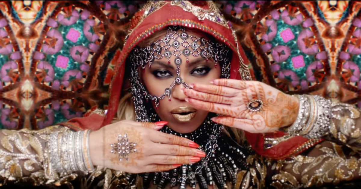 Image result for beyonce hymn for the weekend