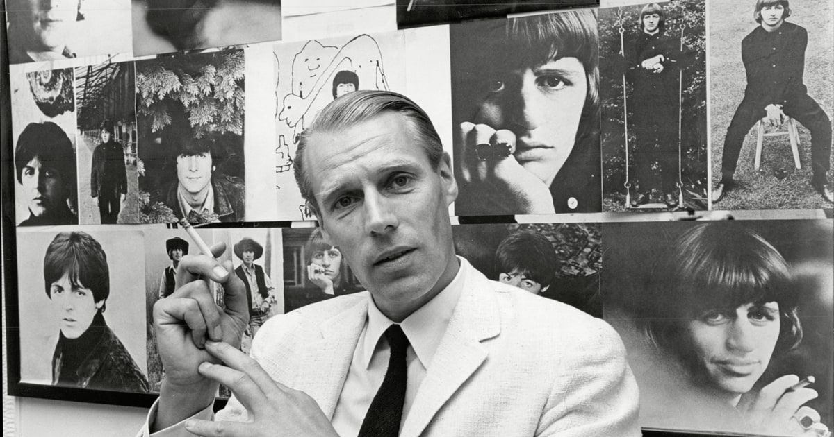 10 Great Beatles Moments We Owe To George Martin Rolling