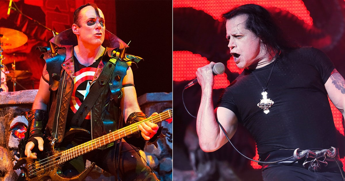 Glenn Danzig Misfits To Reunite For First Time In 33