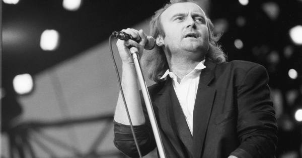 Readers' Poll: The 10 Best Phil Collins Songs | Rolling Stone