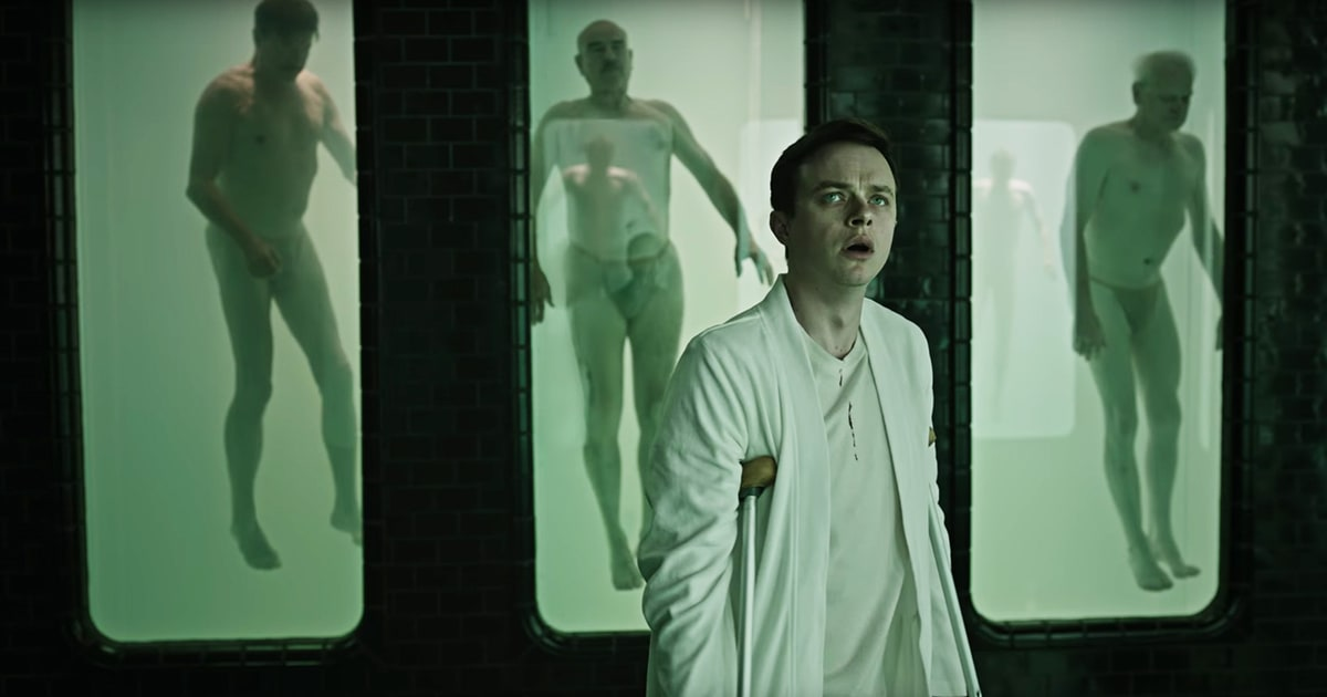 Image result for a cure for wellness movie