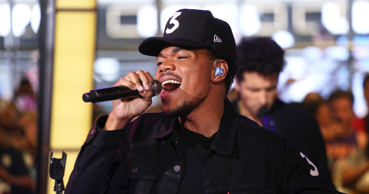Watch Chance The Rapper Perform Summer Friends On GMA