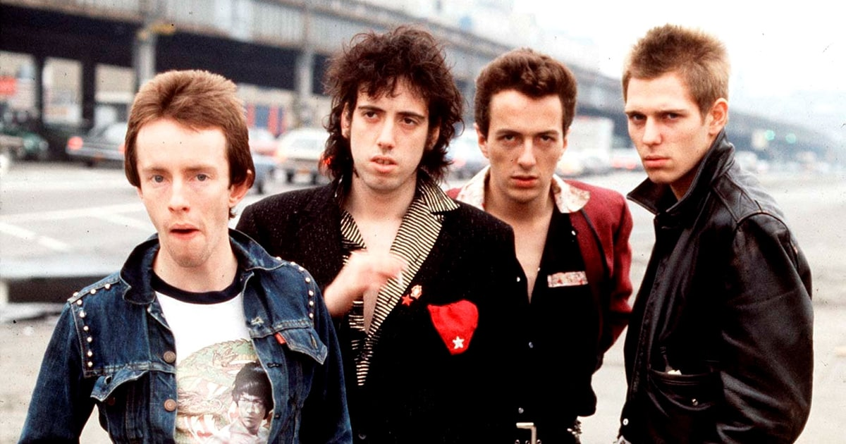 Image result for the clash