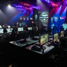 Call of Duty World League Championship Is Happening Now