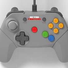 Daily Glixel: Someone's Making a New N64 Controller, 'Tempest' (Finally) Gets a Sequel, and 'Shape of the World' Looks Chill AF