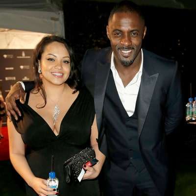 Idris Elba Splits from Girlfriend Naiyana Garth