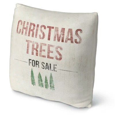 Constance Tree For Sale Throw Pillow
