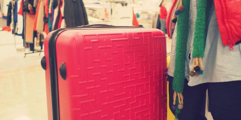 莎莎拉著Mj-BOX行李箱到歐洲旅行趣,哥 會情郎去~
