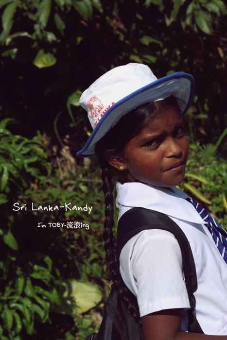 斯里蘭卡。藍色的寺廟Lankatilake還有那混亂有趣的鄉村舞-Kandy(3)