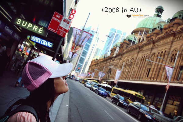 後續之第二彈。那一年。我帶著9000台幣到澳洲打工度假一年~