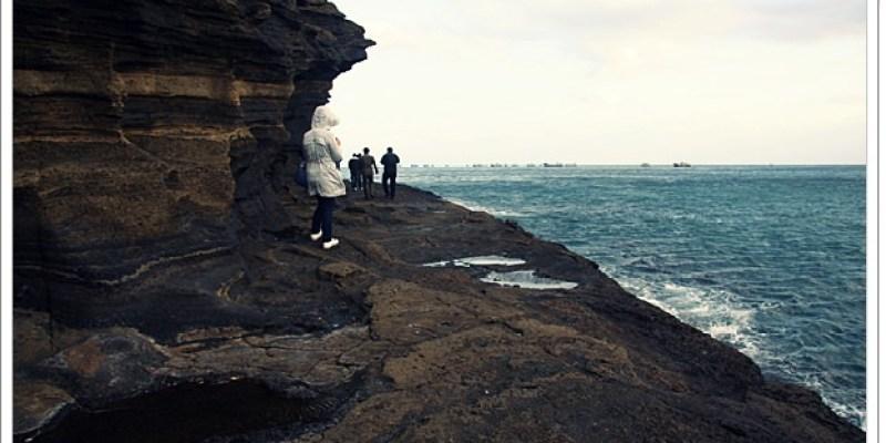 濟州島JeJu。秦始皇之龍頭海岸