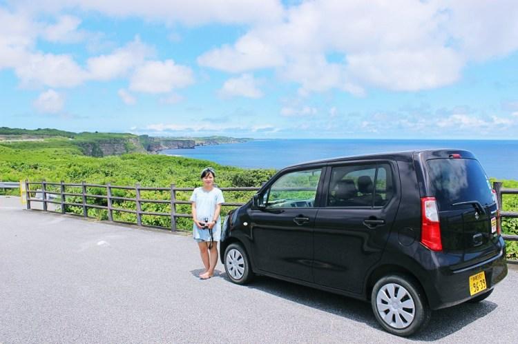 搭乘公主遊輪旅行新選擇。全家悠閒自駕沖繩/石垣島、宮古島預約租車