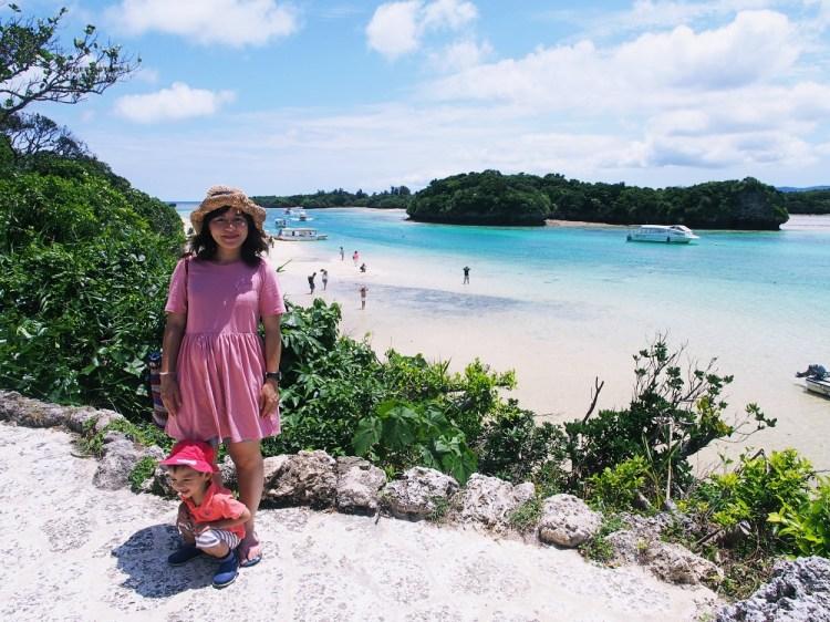藍寶石公主號Day4。 日本沖繩 。放鬆不已的石垣島
