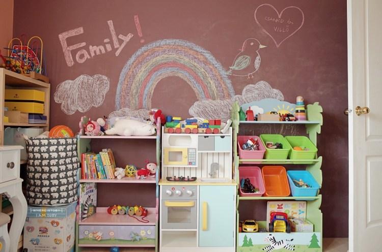 Teamson|打造屬於寶貝們的小小天地。Fantasy Fields玩具收納架、書櫃