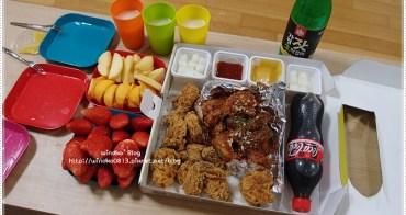 韓國首爾∥ 新村站/梨大站食記:NENE炸雞,劉在石代言,外送有骨半半炸雞